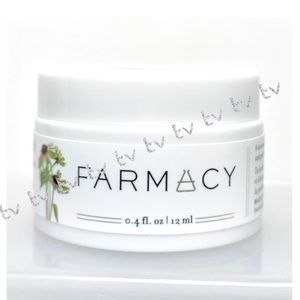 4/$25 Farmacy Green Clean Cleansing Balm Mini NEW
